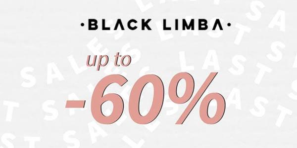 Black Limba promoción en ropa interior