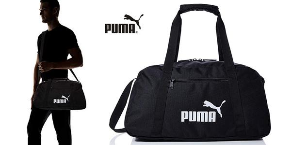 Bolsa de deporte Puma Phase Sports barata en Amazon