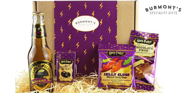 Comprar Caja exclusiva The Ultimate Harry Botter Selection Box barata en Amazon
