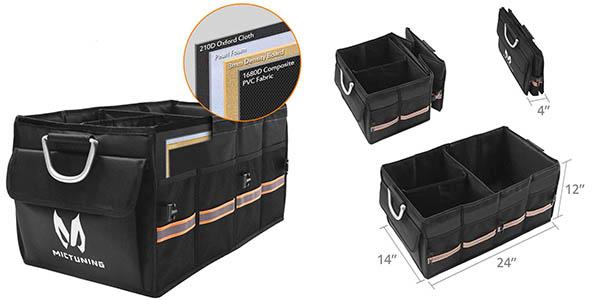 caja Mictuning para ordenar el maletero barata