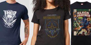 Camisetas Marvel Zavvi baratas