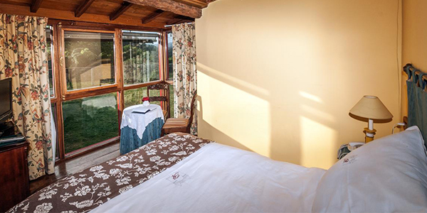 Casa Grande Rosende Hotel barato en los Cañones del Sil