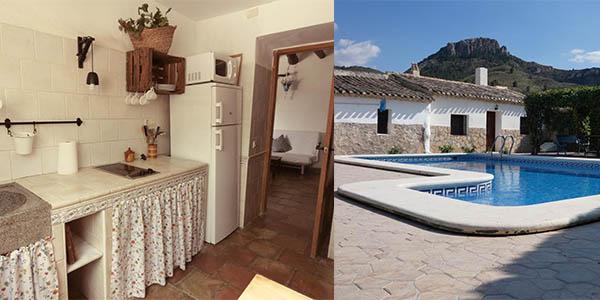 Casa rural Cabezo Torre Cieza oferta