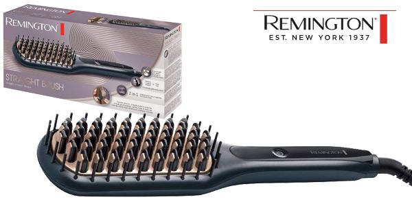 Cepillo alisador Remington CB7400 con cerámica avanzada antiestática barato en Amazon