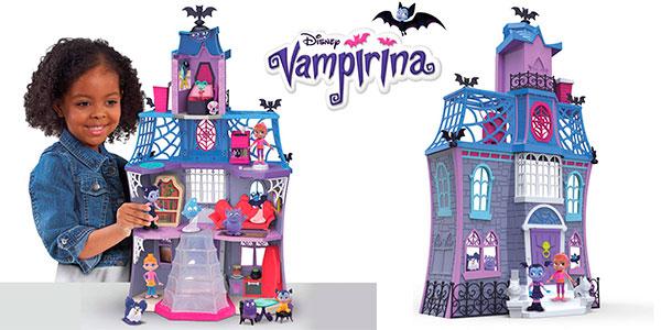 Chollo Pensión del Terror de Vampirina con 2 figuras