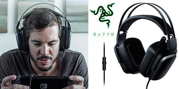 Chollo Auriculares gaming Razer Tiamat 2.2 V2