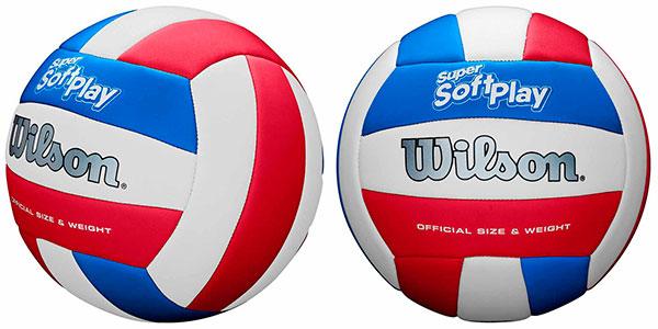 Chollo Balón de voleibol Wilson Super Soft Play