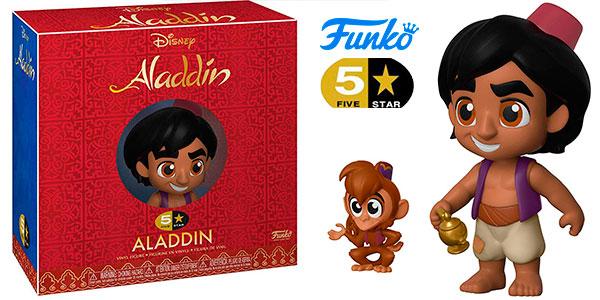Chollo Figura Funko 5 Star de Aladdin