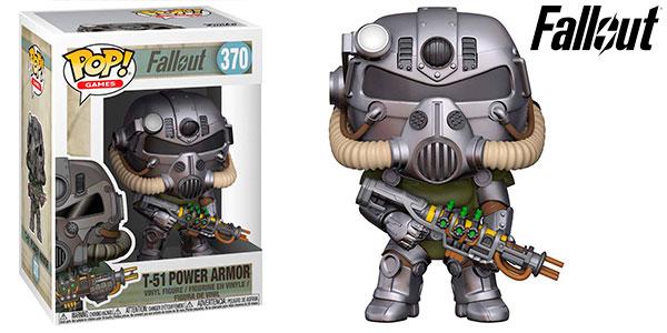 Chollo Figura Funko Fallout T-51 Power Armor