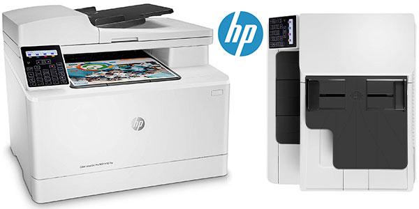 Chollo Impresora a color multifunción HP LaserJet Pro M181fw con Wi-Fi