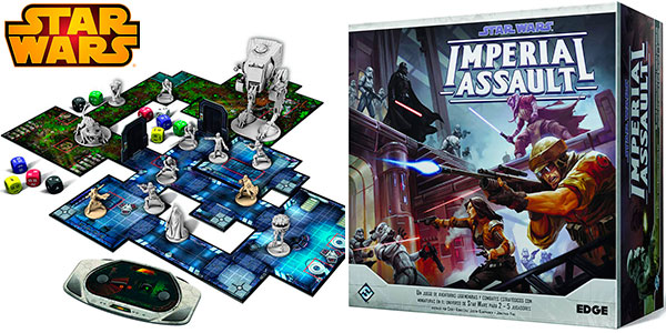 Chollo Juego Star Wars Imperial Assault