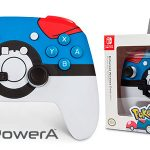 Chollo Mando inalámbrico Power A Pokémon Great Ball para Switch