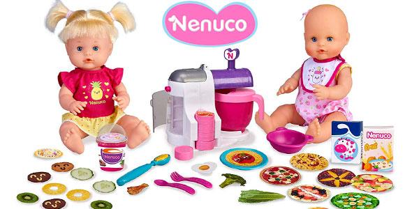 Chollo Set Hermanitas traviesas en la cocina de Nenuco