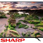Chollo Smart TV Sharp Big Aquos 4K de 70""