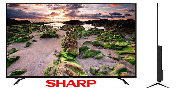 """Chollo Smart TV Sharp Big Aquos 4K de 70"""""""
