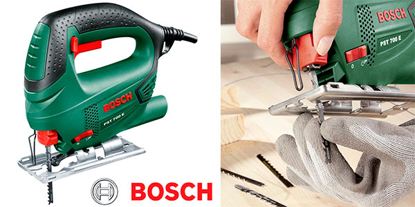 Chollo Sierra de calar Bosch PST 700 E de 500 W