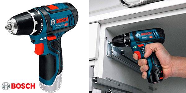 Chollo Taladro atornillador Bosch Professional GSR 12V-15 de 230 W