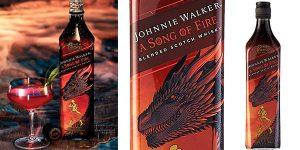 Chollo Whisky Johnnie Walker A Song of Fire de 700 ml