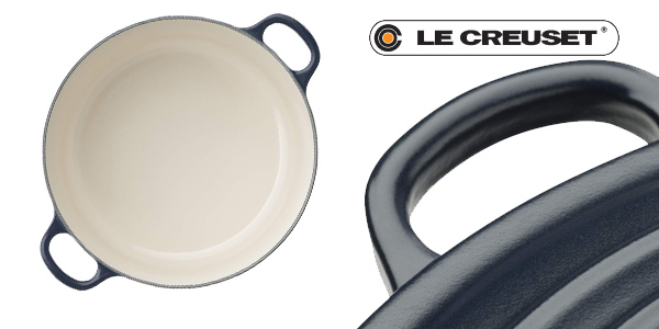 Cocotte redonda con tapa Le Creuset Evolution de hierro fundido de 4,2L chollo en Amazon