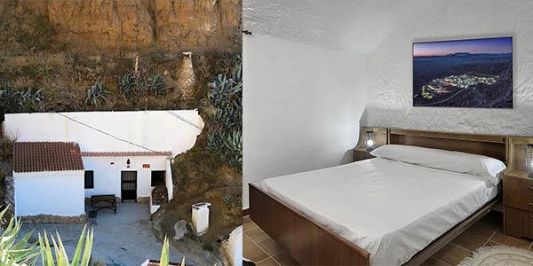 Cueva Alcázar Gorafe alojamiento barato