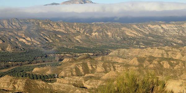 Cuevas Gorafe y desierto Granada escapada con alojamiento a precio de chollo
