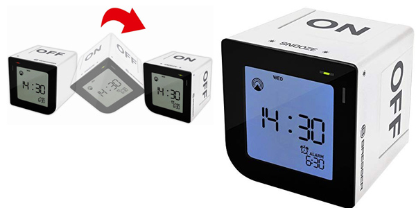 Despertador Radio controlado Bresser FlipMe barato en Amazon