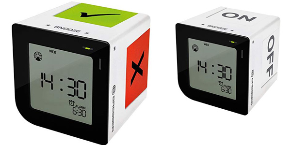 Despertador Radio controlado Bresser FlipMe chollo en Amazon