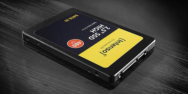 Disco SSD Intenso de 120 GB SATA III barato