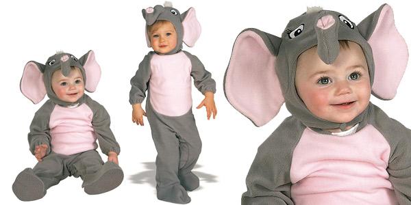 Disfraz de elefante para bebé de 6 a 12 meses barato en Amazon