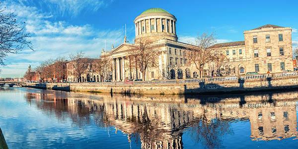 Dublín viaje corto en hotel céntrico 4 estrellas Ballsbridge chollo