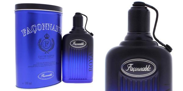 Eau de parfum Façonnable para hombre de 100 ml barata en Amazon
