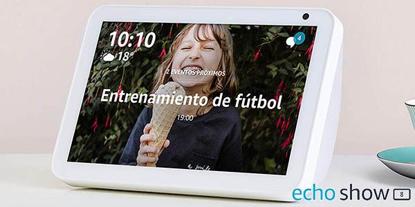 Pantalla inteligente HD Echo Show 8
