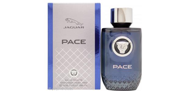 Agua de colonia Jaguar Pace de 60 ml para hombre barata en Amazon