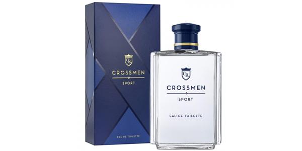Eau de Toilette Crossmen Sport de 200 ml barato en Amazon