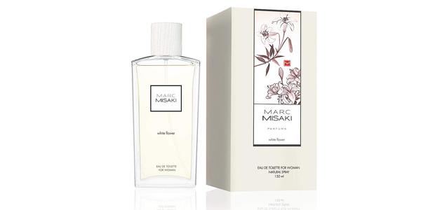 Eau de toilette Marc Misaki Woman White Flower de 150 ml chollo en Amazon