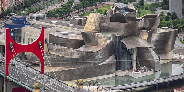 escapada a Bilbao con alojamiento en el Mirador de Artxanda barato