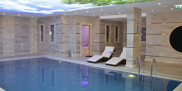 escapada a Estambul en Hotel Palde estancia relax oferta
