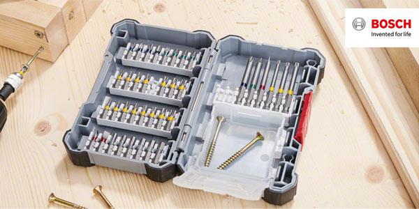 Bosch Professional 40 unidades para atornillar Pick and Click chollo en Amazon