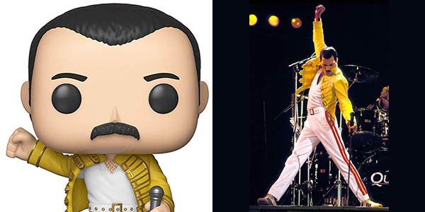Funko Pop Freddie Mercury barato