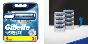Gillette Match 3 Turbo recambios baratos