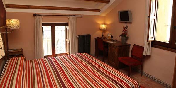 Hotel con encanto La Façana oferta alojamiento pueblos de Alicante