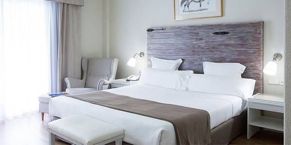 Hotel Jerez & Spa hotel en oferta alojamiento con media pensión