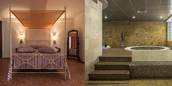 Hotel Naturaleza Rodalquilar spa chollo alojamiento en Semana Santa Cabo de Gata