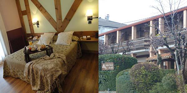 Hotel Rural El Valle Rascafría estancia a precio de chollo