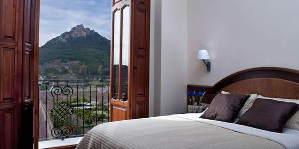 Hotel San Sebastián Hospedería barata cerca de Cieza