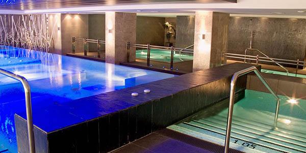 hotel con spa en Almería plan para San Valentín oferta