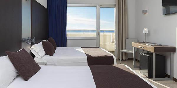 Hotel URH Excelsior oferta estancia en Lloret de Mar con jacuzzi
