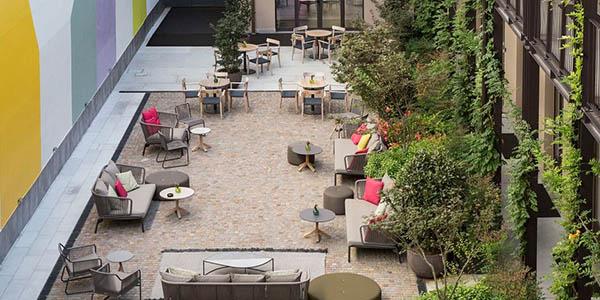 Hotel Vanguardista en Milán chollo estancia