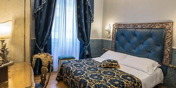 Hotel Veneto Palace chollo estancia en Roma
