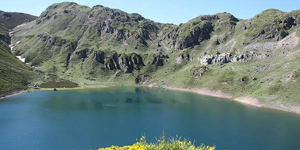 Lagos Saliencia Asturias ruta con alojamiento barato